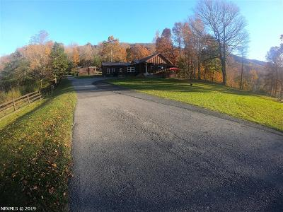 Giles County Single Family Home For Sale: 1773 Springdale Road