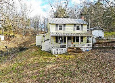 Pulaski County Single Family Home For Sale: 4118 Old Route 100 Road
