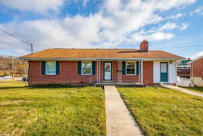 Wythe County Single Family Home For Sale: 870 N 8th St Street
