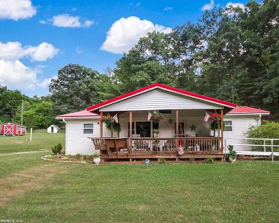Giles County Single Family Home For Sale: 780 Piney Mountain Road