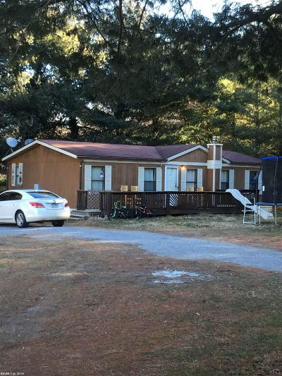 Single Family Home For Sale: 122 Clowers Drive