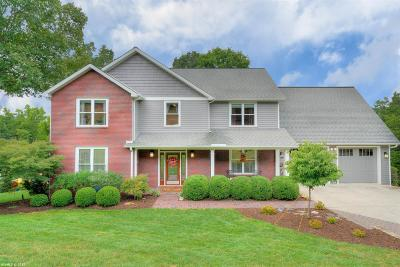 Blacksburg Single Family Home For Sale: 1931 Plank Drive