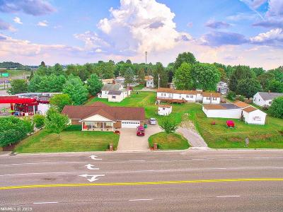 Christiansburg Commercial For Sale: 35 NW Farmview Drive