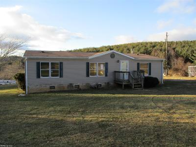 Floyd County Single Family Home For Sale: 1022 Coles Knob Road