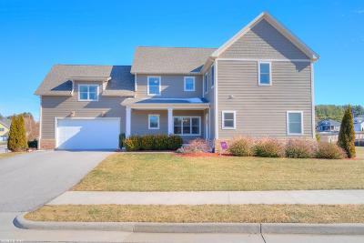 Blacksburg Single Family Home For Sale: 1706 Masada Way