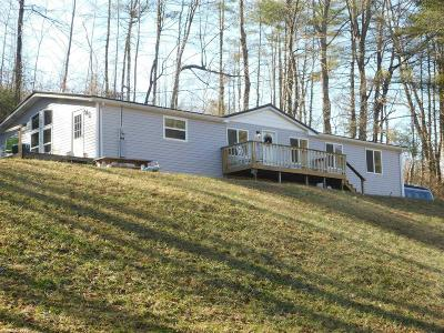 Floyd County Single Family Home For Sale: 558 Sowers Mill Dam Road
