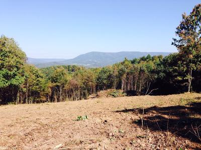 Giles County Residential Lots & Land For Sale: Guinea Mtn. Road
