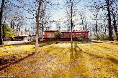 Floyd County Single Family Home For Sale: 2534 Parkway Lane