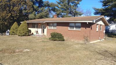 Dublin Single Family Home For Sale: 5623 Dunlap Road