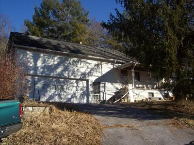 Giles County Single Family Home For Sale: 3597 Church Hill Road