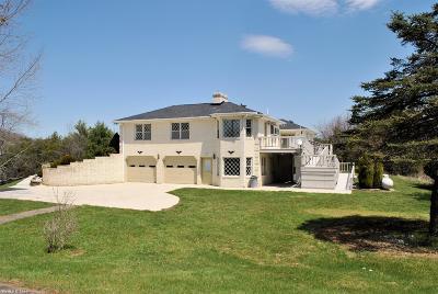 Riner Single Family Home For Sale: 5384 Harvest Road