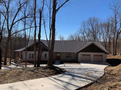 Blacksburg Single Family Home For Sale: 1345 Sweeny Road