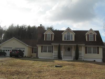 Floyd County Single Family Home For Sale: 2236 Merifield Road