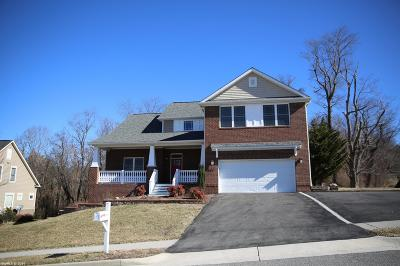 Blacksburg Single Family Home For Sale: 611 Jefferson Street