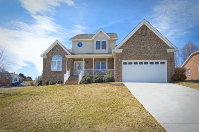 Radford Single Family Home For Sale: 6953 Kingsmill Court
