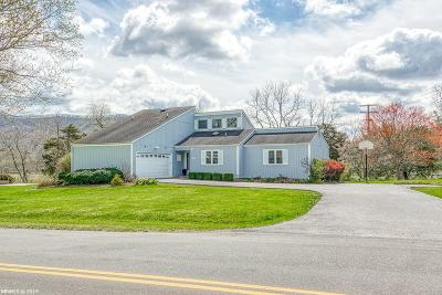 Blacksburg Single Family Home For Sale: 817 Clubhouse Road