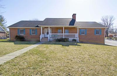 Blacksburg Single Family Home For Sale: 200 Lucas Drive