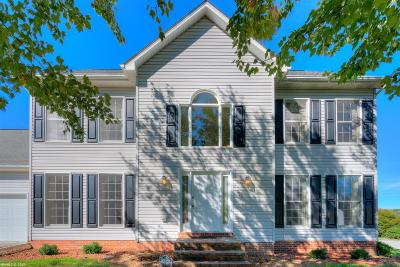 Blacksburg Single Family Home For Sale: 304 Seminole Drive