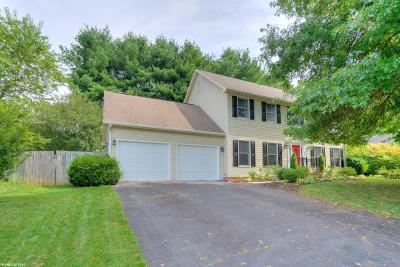 Blacksburg VA Single Family Home For Sale: $329,500