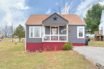 Pulaski VA Single Family Home For Sale: $85,000