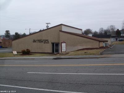 Christiansburg Commercial For Sale: 60 First Street E 1st Street