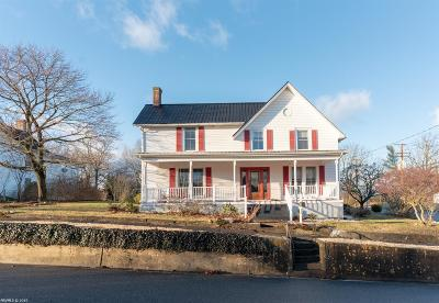 Wythe County Single Family Home For Sale: 205 S 10th Street