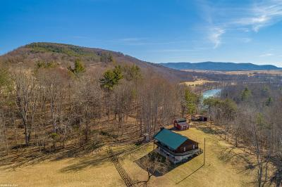 Wythe County Single Family Home For Sale: 349 Baker Island Road
