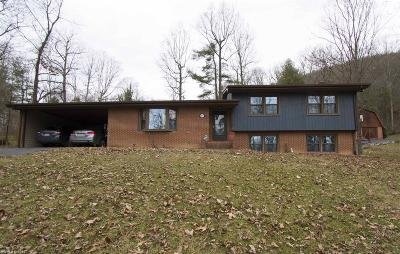 Pulaski County Single Family Home For Sale: 3663 Lee Highway