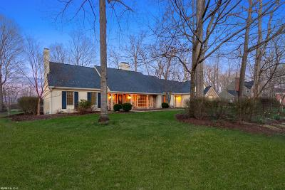 Blacksburg Single Family Home For Sale: 5001 Tall Oaks Drive