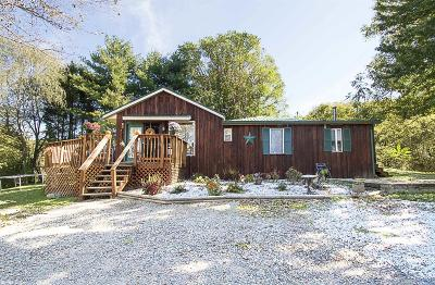 Narrows Single Family Home For Sale: 122 Spring Hollow Road