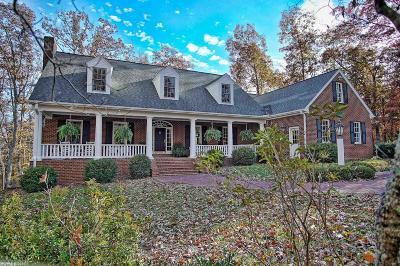 Blacksburg Single Family Home For Sale: 1110 Kings Arm Lane