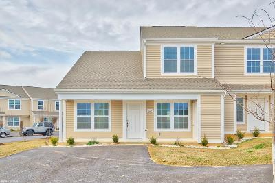 Christiansburg Condo/Townhouse For Sale: 625 Pin Oak Drive