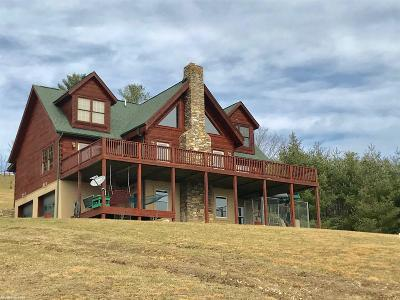 Floyd County Single Family Home For Sale: 197 Dobbins Hollow Road