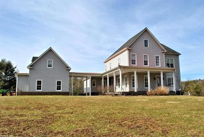 Floyd County Single Family Home For Sale: 254 Dusty Mile Road