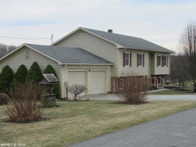 Floyd County Single Family Home For Sale: 1977 Macks Mountain Road