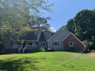 Blacksburg Single Family Home For Sale: 1002 Auburn Drive