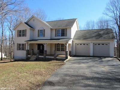 Floyd County Single Family Home For Sale: 192 Crestview Drive