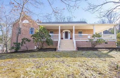Christiansburg Single Family Home For Sale: 2330 Lubna Drive
