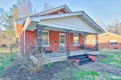 Giles County Single Family Home For Sale: 340 Monroe Street