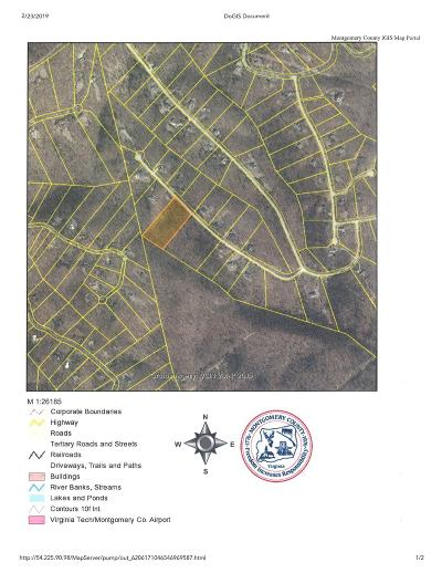 Montgomery County Residential Lots & Land For Sale: 3931 Buck Mountain Ridge