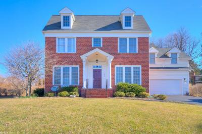 Blacksburg Single Family Home For Sale: 2110 Birch Leaf Lane