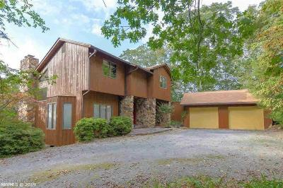 Blacksburg Single Family Home For Sale: 115 Kinloch Drive