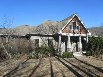 Blacksburg Single Family Home For Sale: 5311 Norris Run Road