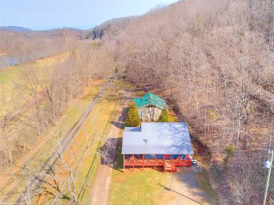 Wythe County Single Family Home For Sale: 288-290 Rocky Road
