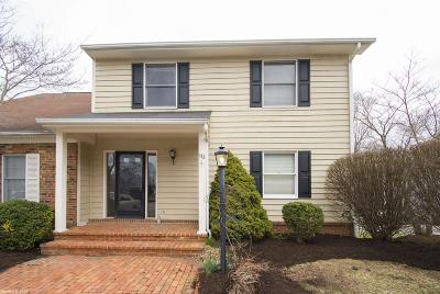 Radford Condo/Townhouse For Sale: 133 Greenbrier Drive
