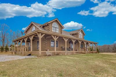 Floyd County Single Family Home For Sale: 210 Silverleaf Road