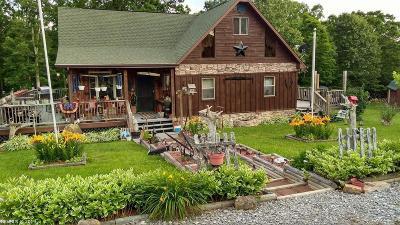 Ballard WV Single Family Home For Sale: $225,000