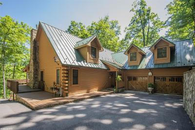 Single Family Home For Sale: 4752 Twin Coves Road