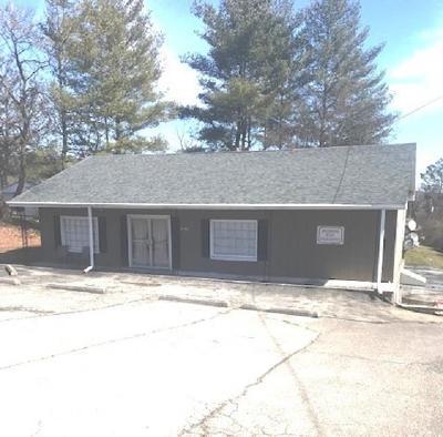 Radford Commercial For Sale: 6160 Belspring Road Road