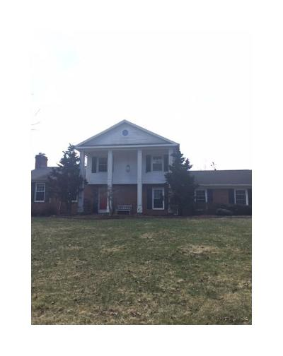 Floyd County Single Family Home For Sale: 774 Sutphin Road